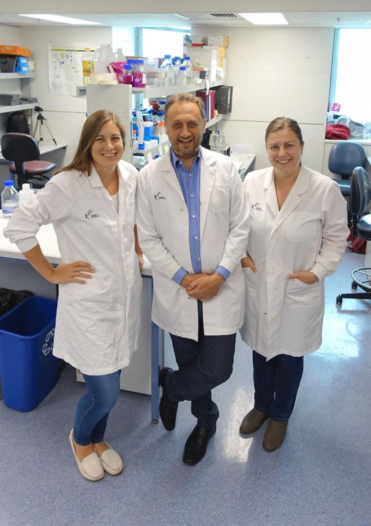 Lyndsey Konen - Dr Bryce Vissel - Sandy Stayte