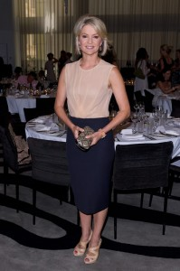 Sandra Sully at the 2013 SpinalCure Oscars Lunch