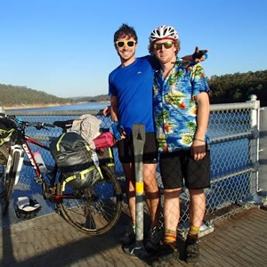 Cycling for SpinalCure