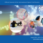 Spinal Cord Journal cover
