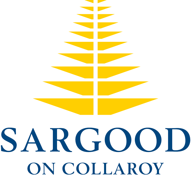 Sargood on Collaroy logo