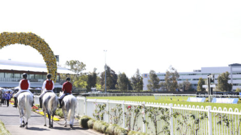 Australian Turf Club and SpinalCure