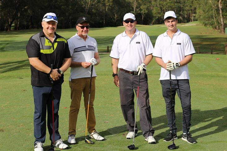 Lloyd's Golf Day