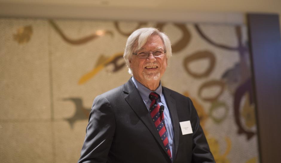 Prof Reggie Edgerton