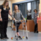 Two patients with complete spinal cord injuries walk again