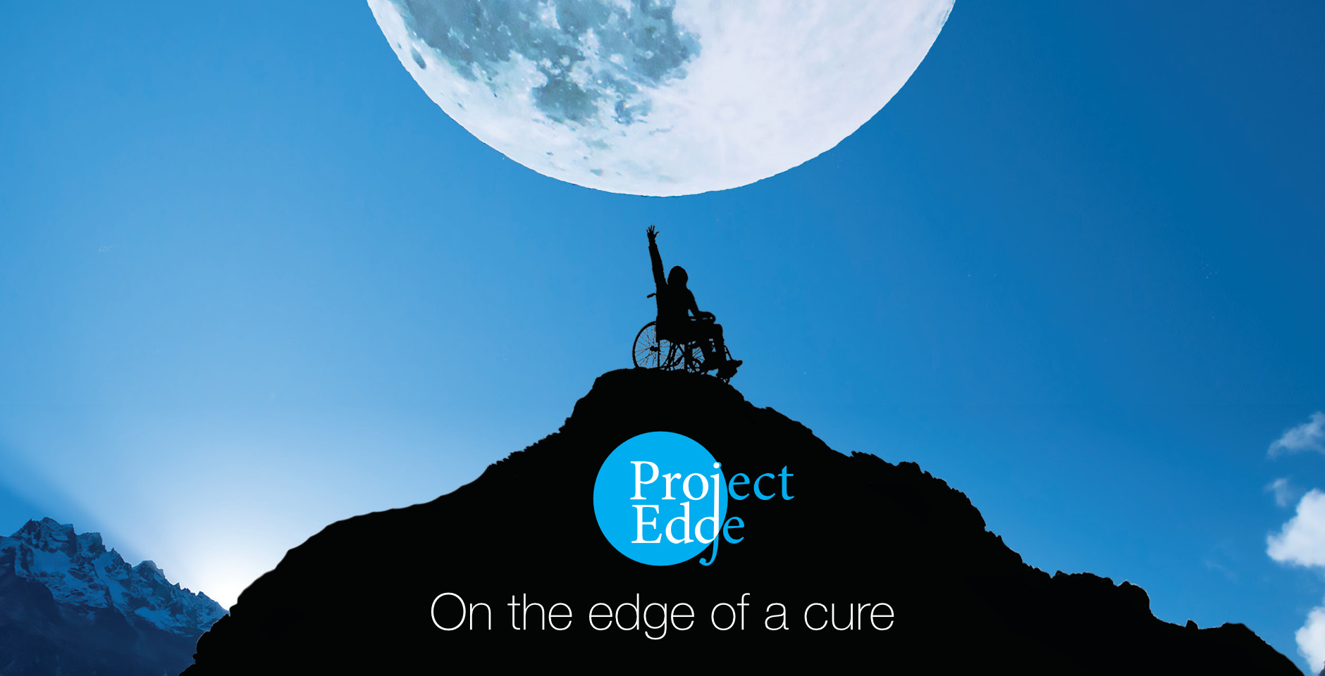 Project Edge - on the edge of a cure