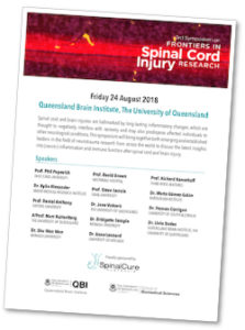 Spinal cord research symposium program